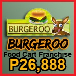 Burger Foodcart Package