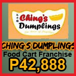 Dumplings Foodcart Package