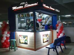 Master Siomai Franchise Foodcart